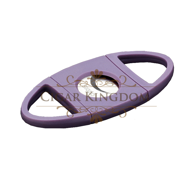 SIGLO Twin Blade Plastic Cutter - Purple