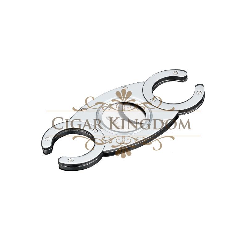 SIGLO CC Cutter - Silver Body / Silver Handle