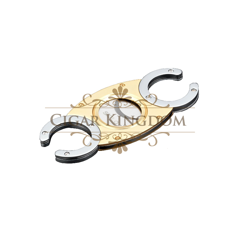 SIGLO CC Cutter - Gold Body / Silver Handle