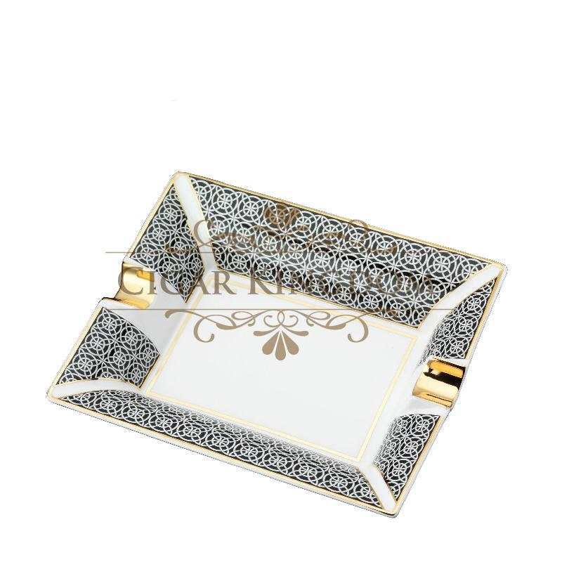 SIGLO Opulent Ashtray - Gold Large