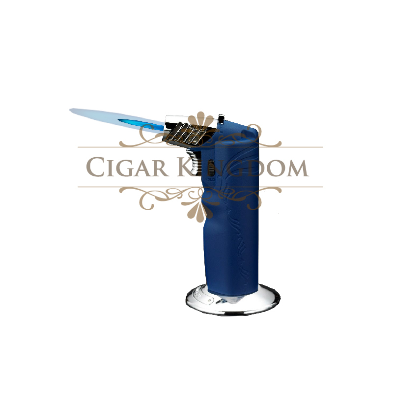 SIGLO Table Torch Oval - Blue