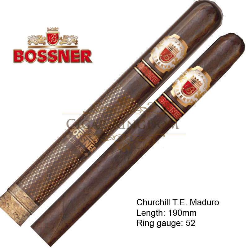 Bossner - Churchill Maduro T.E. Limited Edition