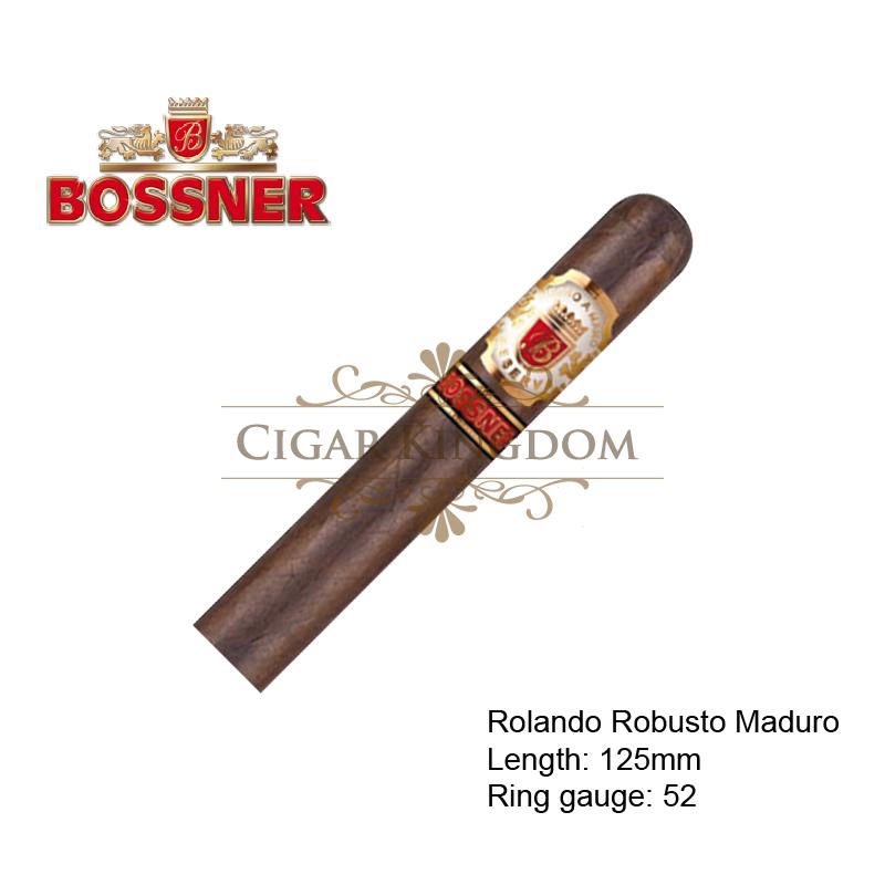 Bossner - Rolando Robusto Maduro Limited Edition 2016 (1-Stick)