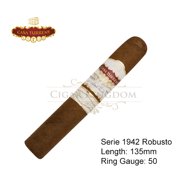 Casa Turrent - Serie 1942 Robusto (1-Stick)