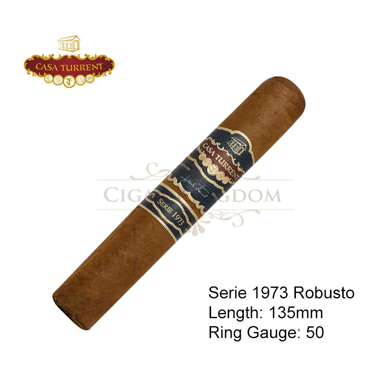 Casa Turrent - Serie 1973 Robusto (1-Stick)