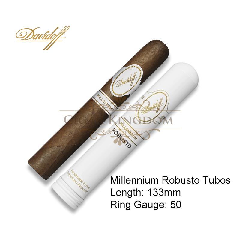 Davidoff - Millennium Robusto Tubos (1-Stick)