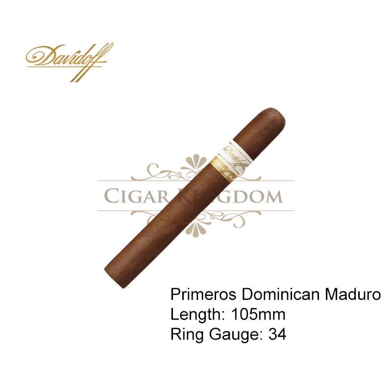 Davidoff - Primeros Dominican Maduro