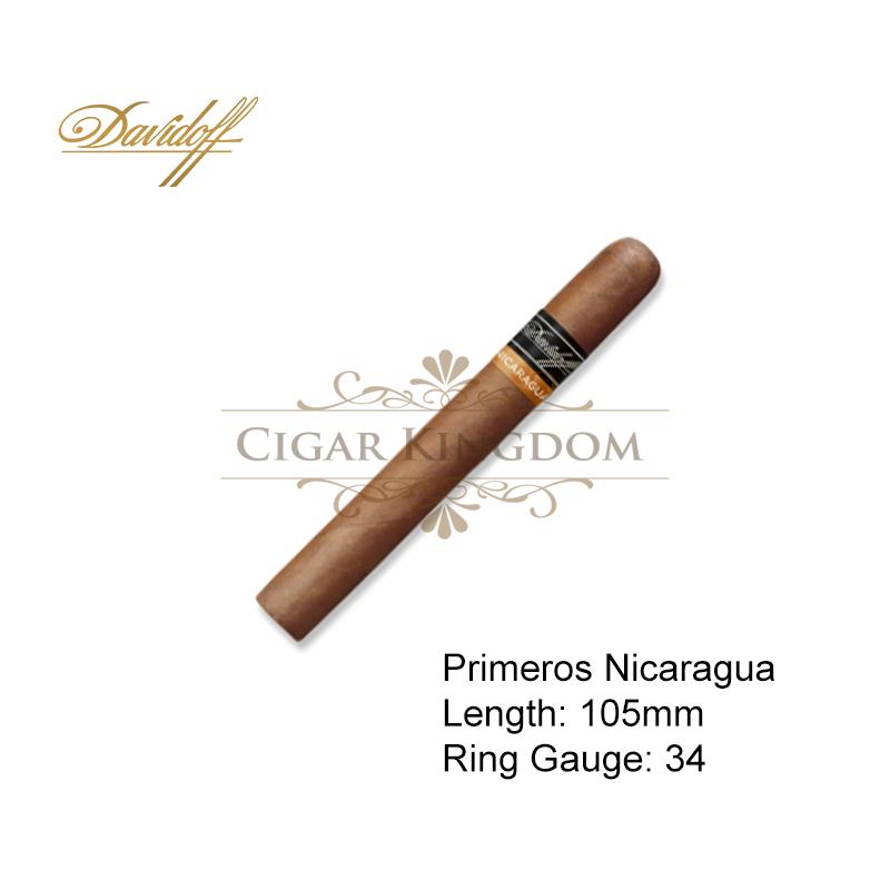 Davidoff - Primeros Nicaragua