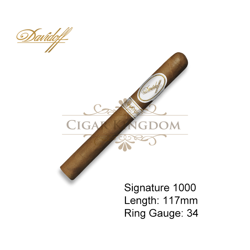 Davidoff - Signature 1000 (1-Stick)