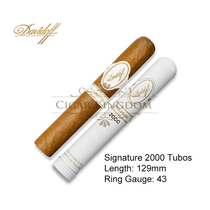 Davidoff - Signature 2000 Tubos