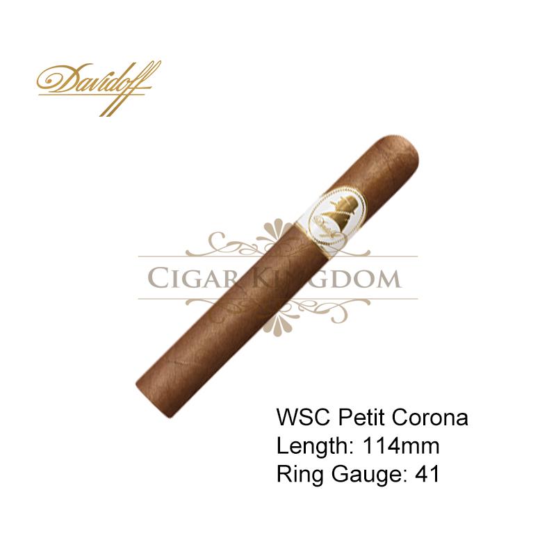Davidoff - Winston Churchill Petit Corona (Pack of 5s)