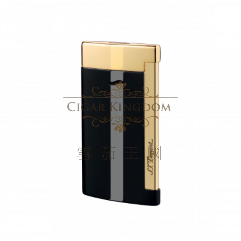 LTR 027708 Slim 7 Black & Golden