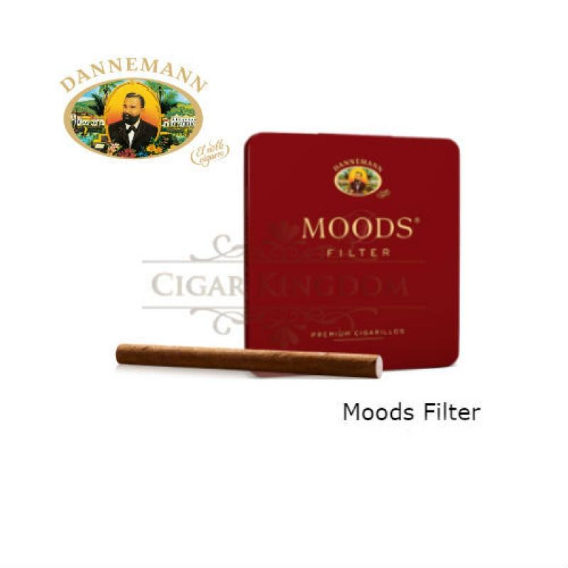 Dannemann - Moods Filter (Pack of 10s)