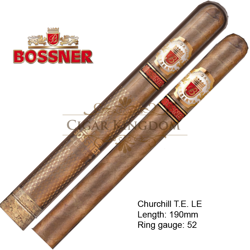 Bossner - Churchill T.E. Limited Edition (1-Stick)