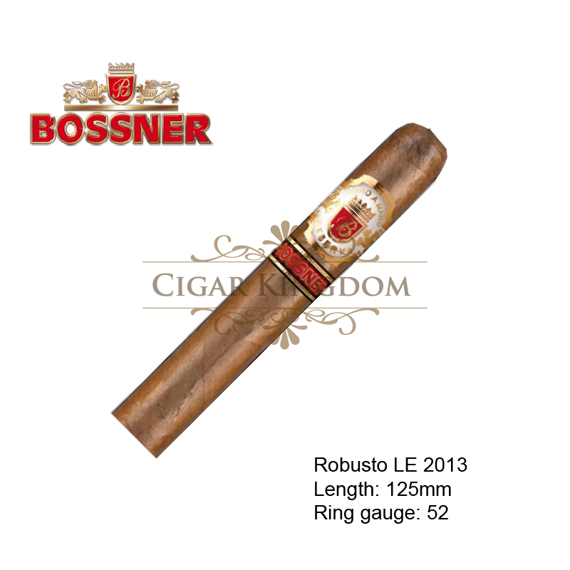 Bossner - Robusto Limited Edition 2013