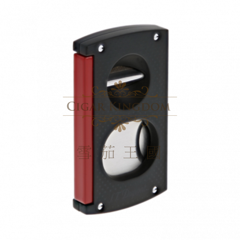 CUT 003420 Cutter Double Blade Black & Red