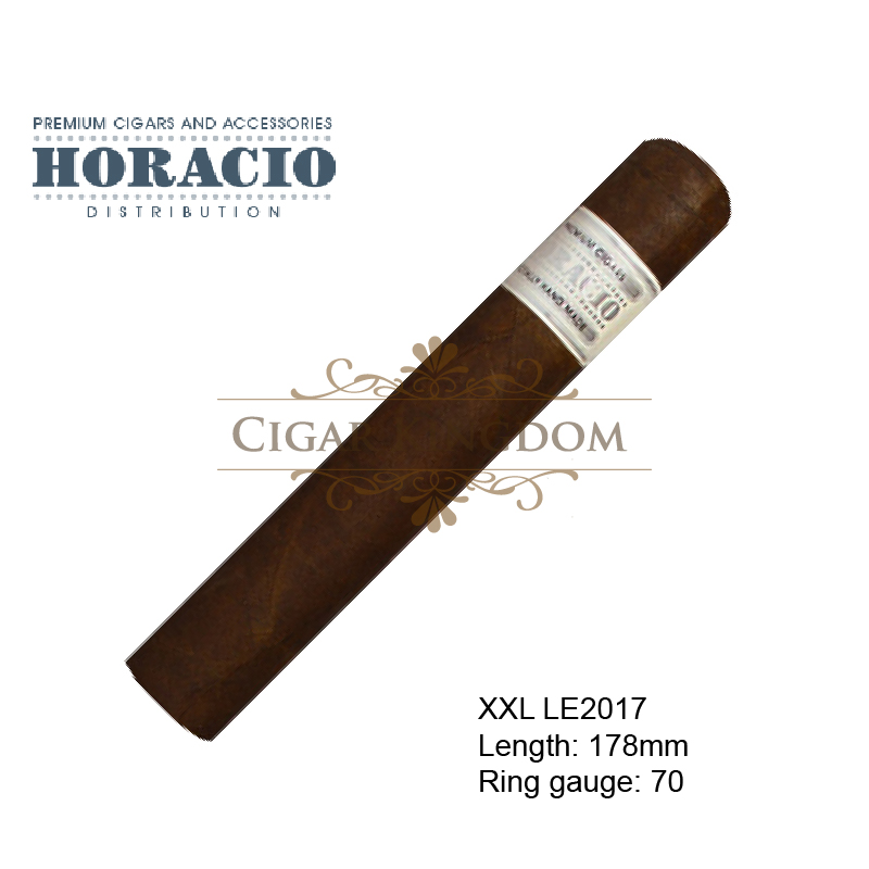 Horacio - XXL Limited Edition 2017 (1-Stick)