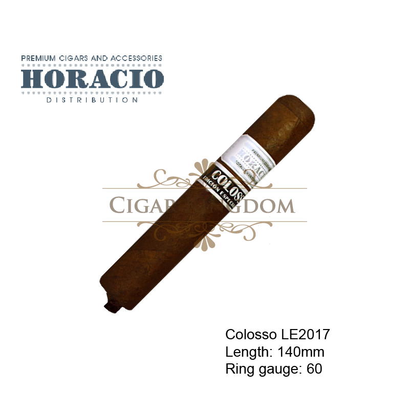 Horacio - Colosso Limited Edition 2017 (1-Stick)