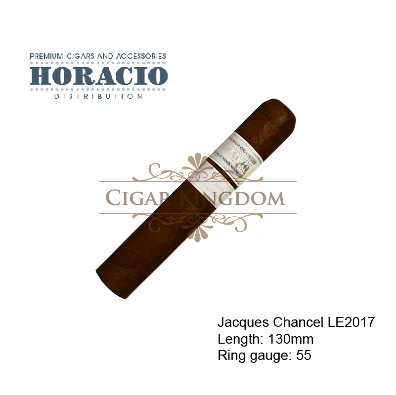 Horacio - Jacques Chancel Edition Especial 2017 (1-Stick)