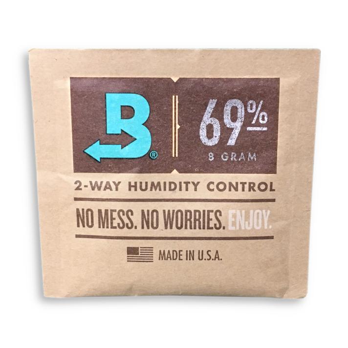 Boveda Humidipak 69% - 8g