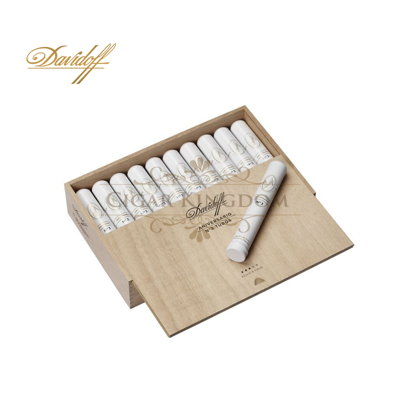 Davidoff - Aniversario No.3 Tubos (Pack of 20s)