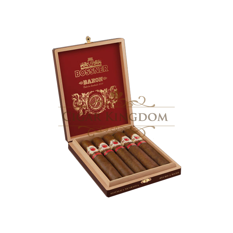 Bossner - Baron Limited Edition 2006 (Pack of 5s)