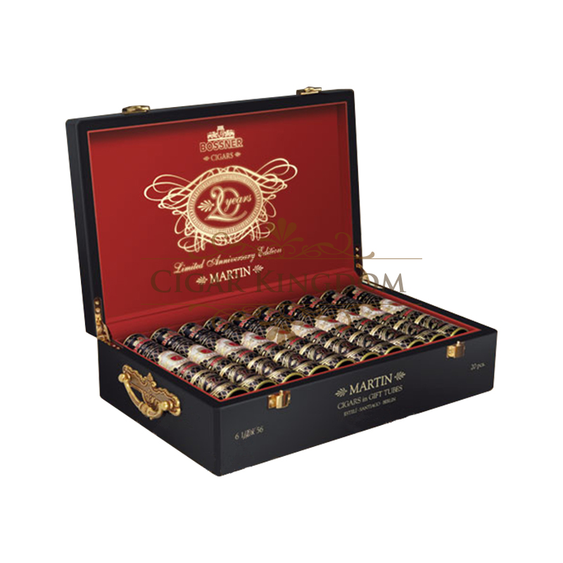Bossner - MARTIN 20 Years Limited Edition (Pack of 20s)