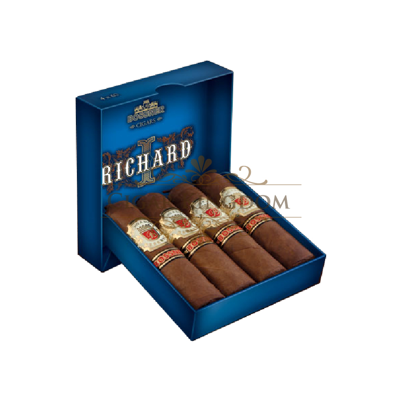 Bossner - Richard I Moreno (Pack of 4s)