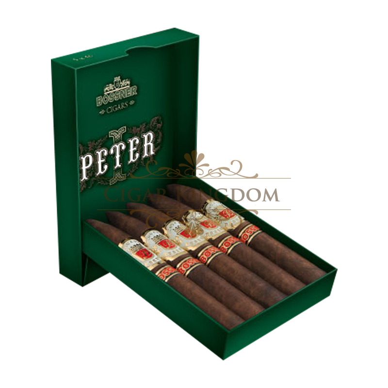Bossner - Peter I Maduro (Pack of 5s)