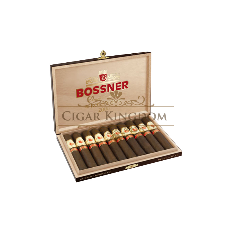 Bossner - Rolando Robusto Maduro Limited Edition 2016 (Pack of 10s)
