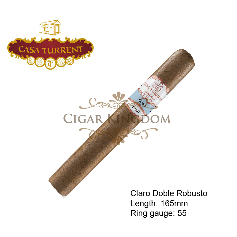 Casa Turrent 1880 Claro (1-Stick)