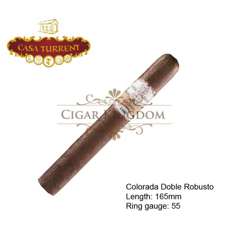 Casa Turrent 1880 Colorado (1-Stick)