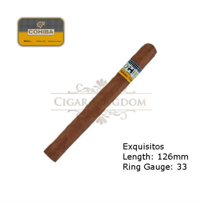 Cohiba - Exquisitos (1-Stick)