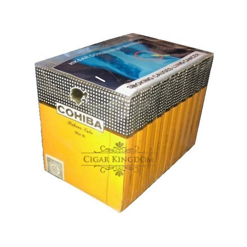 Cohiba - Mini 10 (Pack of 100s)