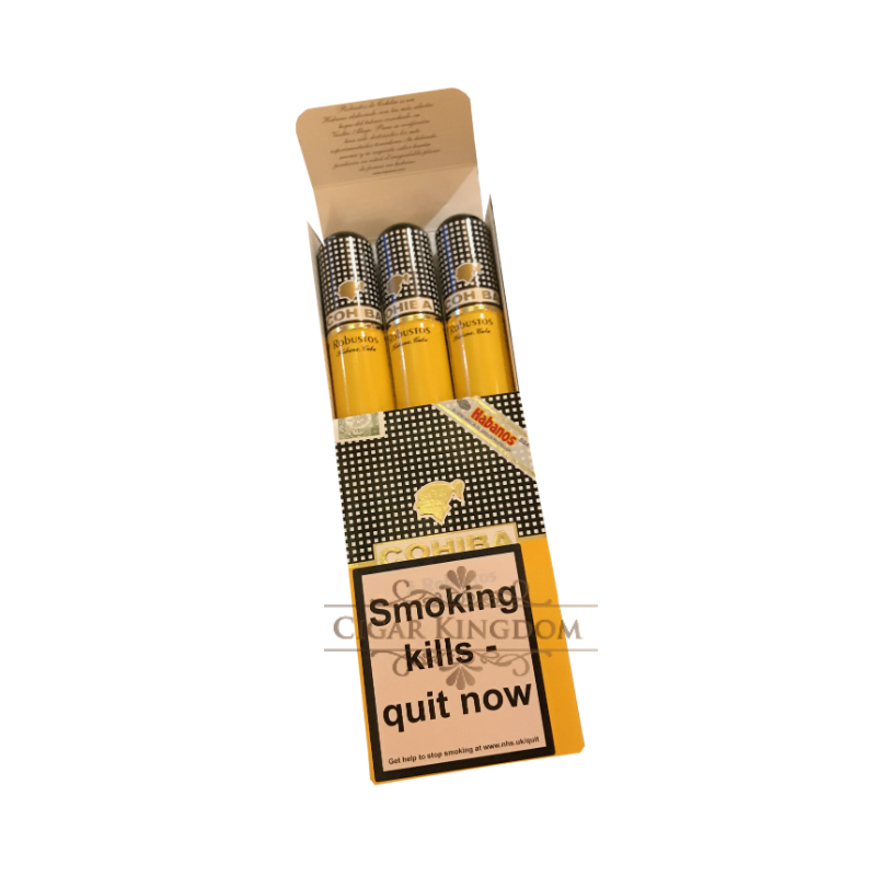 Cohiba - Robustos AT (Pack of 3s)