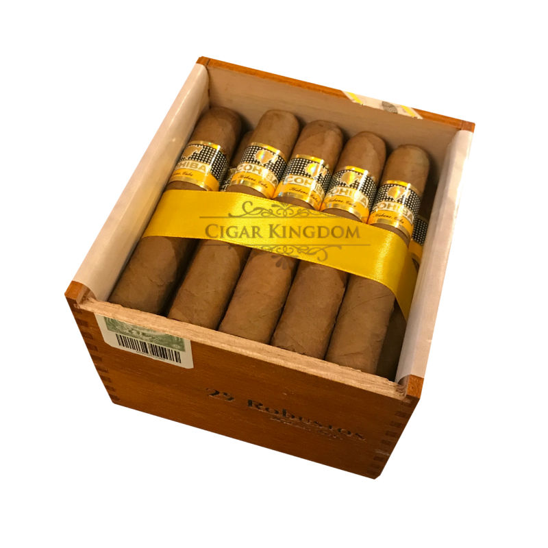 Cohiba - Robustos (Pack of 25s)