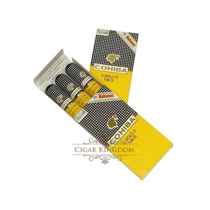 Cohiba - Siglo II AT (Pack of 3s)