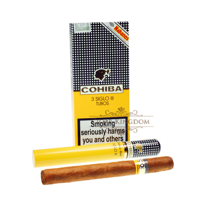 Cohiba - Siglo III AT (Pack of 3s)