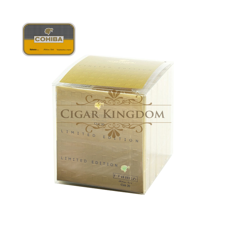 Cohiba - Club 20 Limited Edition 2018 (Pack of 100s)