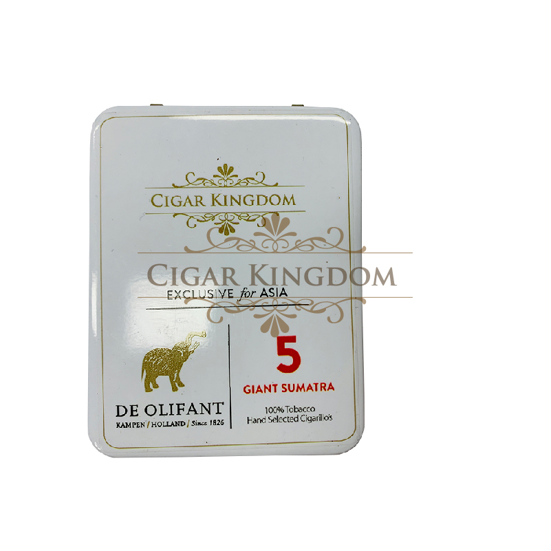 De Olifant Giant Sumatra 1s (Pack of 5s)
