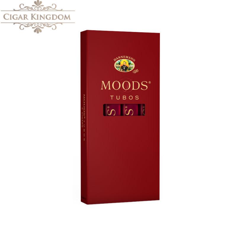Dannemann - Moods  Panatella (Pack of 4s)