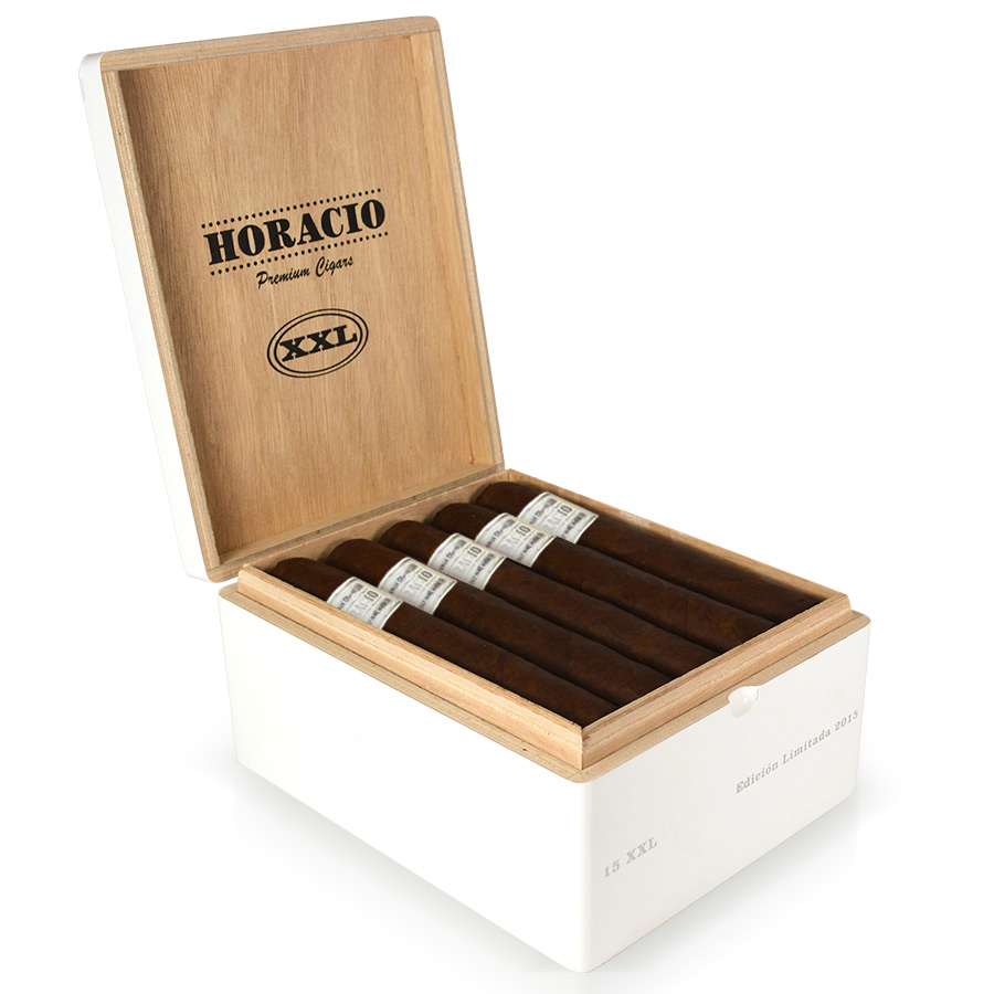 Horacio - XXL Limited Edition 2017 (Pack of 15s)