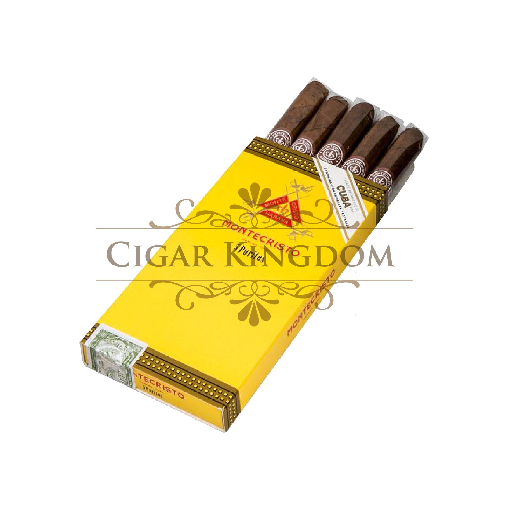 Montecristo - Puritos (Pack of 5s)