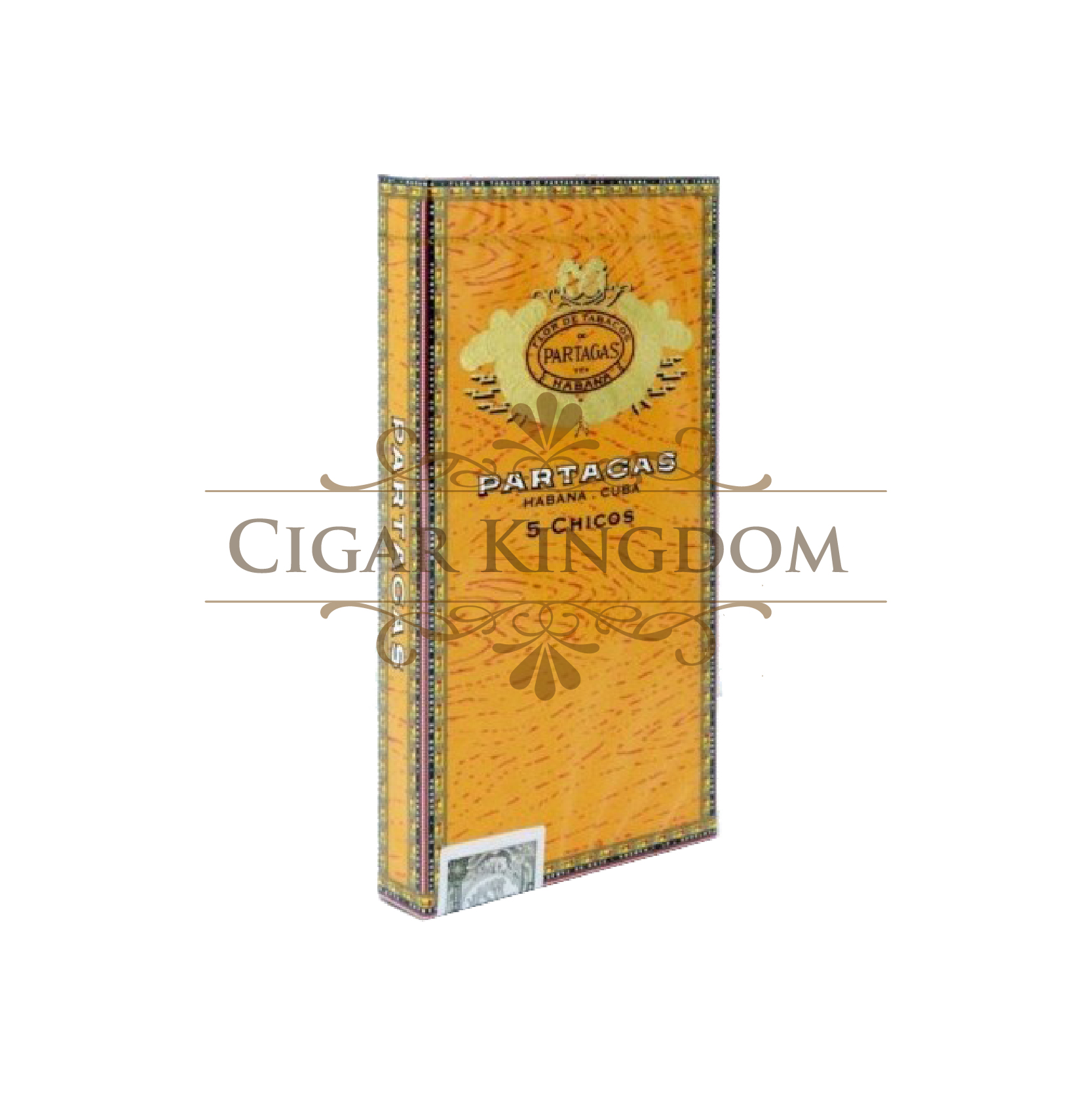 Partagas - Chico (Pack of 5s)