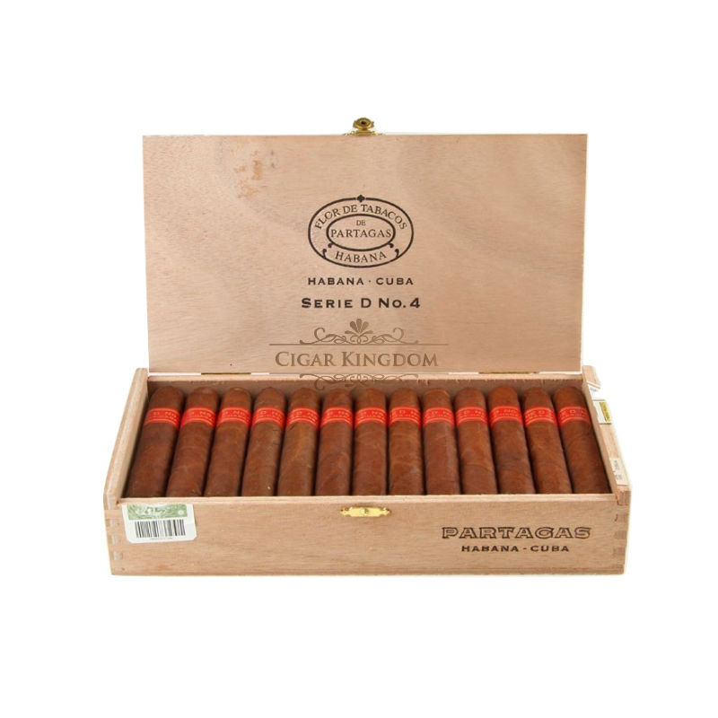 Partagas - Serie D No.4 (Pack of 25s)