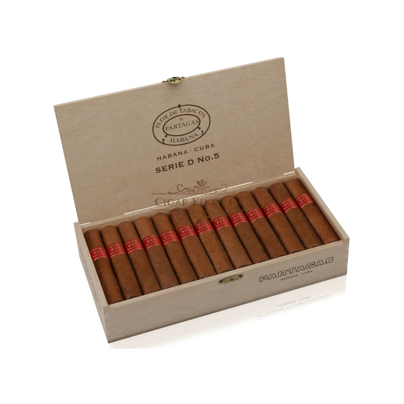 Partagas - Serie D No.5 (Pack of 25s)
