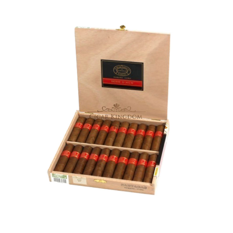 Partagas - Serie D No.6 (Pack of 20s)