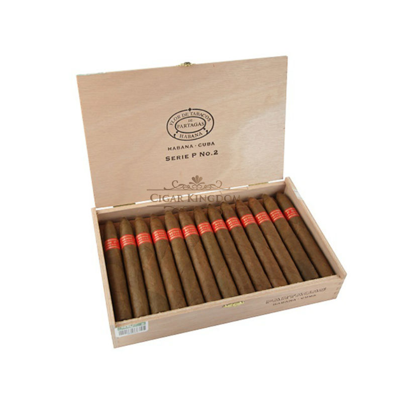Partagas - Serie P No.2 (Pack of 25s)