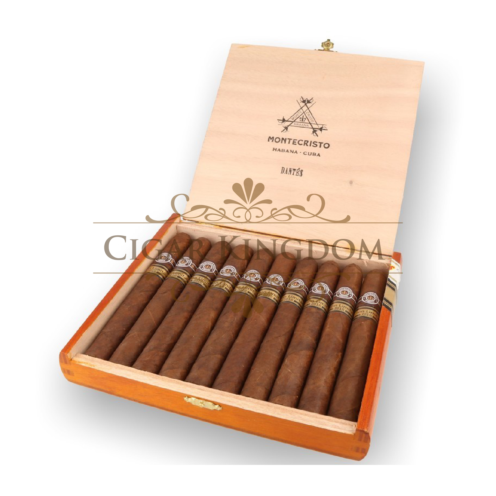 Montecristo - Dantes Limited Edition 2016 (Pack of 10s)