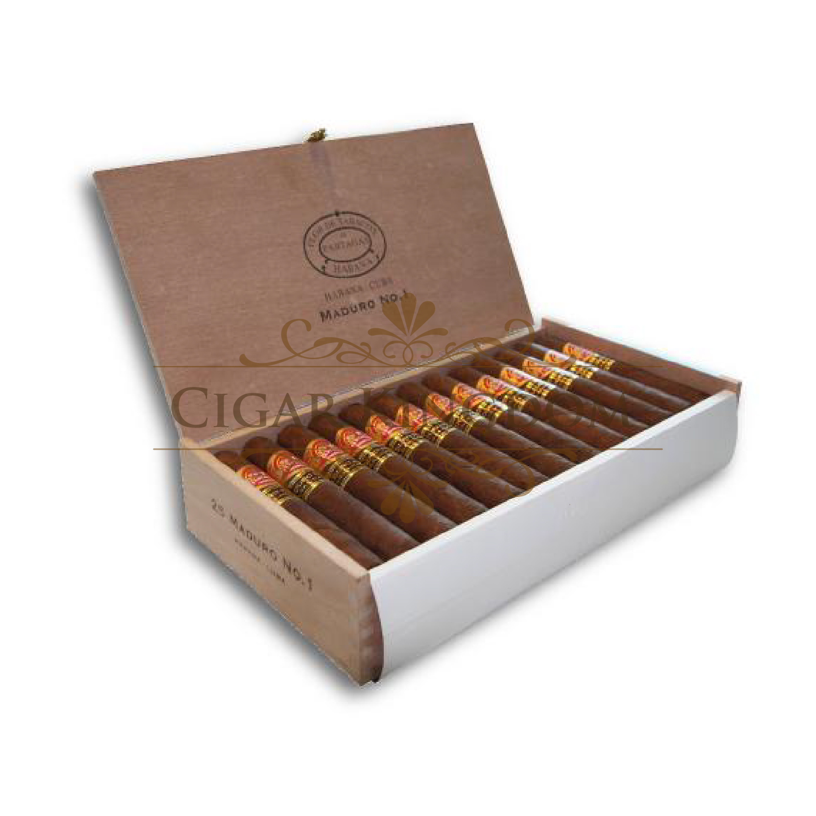 Partagas - Maduro No.1 LCDH (Pack of 25s)